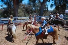 Saddle up, Gracie!