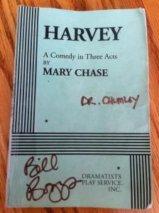 """""""Harvey"""" script"""