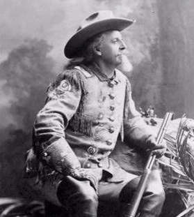Buffalo Bill Cody 1910