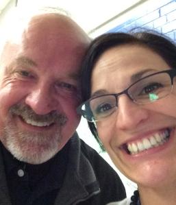 Dad & Valerie