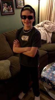 Brayden, Junior Zoologist.